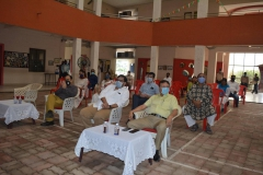 74th Independence Day was celebrated at Rungta Public School  15-08-2020