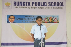 Ambedkar Jayanti and Baisakhi Celebration 13-04-2017 RPS
