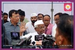 Anna Hazare @ SRGI 04-10-2017