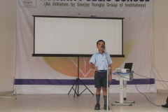 Assembly Conducted by the Jr. Wing of Tagore House 05-07-2017 RPS