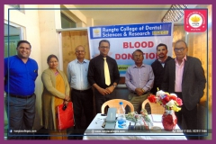 Blood Donation Camp at SRGI-28-12-2017