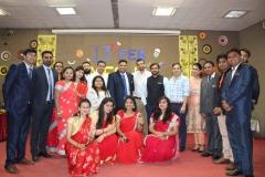 रूंगटा डेंटल कॉलेज में इंटरनेशनल मैक्सिलोफेशियल डे मनाया गया (14.2.19)