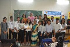 संजय रुंगटा ग्रुप ऑफ़ इन्स्टीट्युशंस में टैलेंट एन एप्रीशिएशन सेरेमनी 2019 (7.3.19)