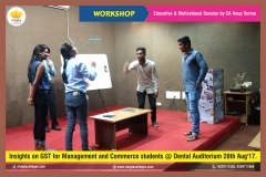 Educative & Motivational Session by CA Anup Verma (Raipur) - 28-08-2017 RCST