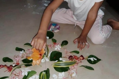 Flower Themed Activity!! PRS 27-10-2020