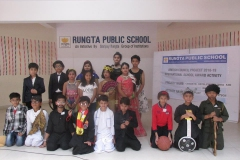 International School Award (ISA) Activity for British Council Project (15-09-2018) RPS