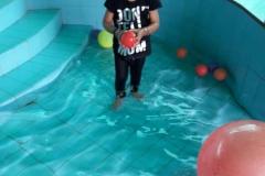 Pool fun!! 04-03-2020