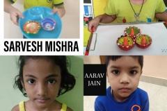 Pre-Diwali Celebration for pre-primary students RPS 09-11-2020