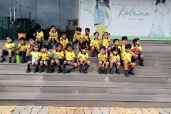 Pre-School Field trip to Departmental store. (21-08-2018 ) RPS
