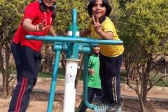 Primary Field Trip & Picnic to Urja Park, Raipur (16-12-2018) RPS