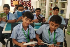 Reading Program -Today's Readers Tomorrow's Leaders beguns today in RPS by Middle School (29-10-2018) RPS