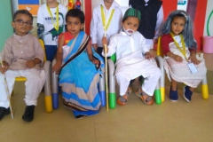 Role Play on Grand Parents' Day by Nursery Kids. (14-09-2018) RPS