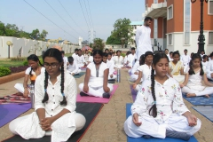 RPS Celebrated International Yoga Day. 21-06-2017 RPS