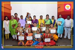 RPS Classical Dancers Shine in Odisha and Sri Lanka 19-08-2017 RPS