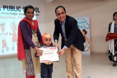 RPS Showcased Pool of Talents in Pre-School Fest (16-12-2018)