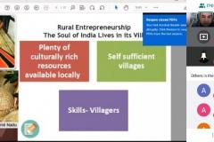 """""""Rural Entrepreneurship Development Cell"""", 03-12-2020"""