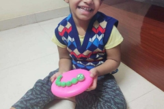 Saturday Activity - Clay Modelling (LKG-Class-I) RPS 30-11-2020