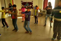 Second Day of Winter Camp  Rungta Public School (24-12-2018) RPS