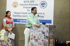 Teaching Methodology Programme 02.07.2018 RSRRCET
