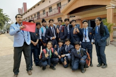 The R.P.S. Choir bags the First position in Inter-School Music Competition(30-11-2018) RPS