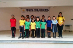 The students of RPS fill their canvas with vibrant colour 21-07-2017 RPS