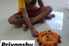 Virtual Diwali Celebration... RPS 17-11-2020