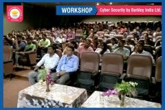 Workshop on Cyber Security by company Barkley India Ltd.  25-09-2017 SRGI