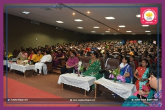 Workshop on Cyber Security by Women Cell 26-09-17 RCST