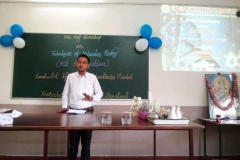 workshop on the techniques of molecular biology (Polymerase Chain Reaction) 5.2.19